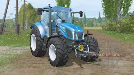 New Holland T5.95〡T5.105〡T5.115 para Farming Simulator 2015
