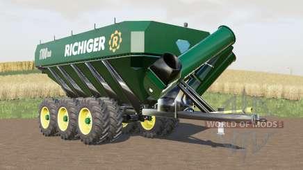 Richiger 1700bsh para Farming Simulator 2017