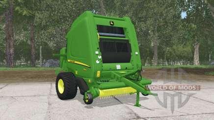 John Deere 864 Premiuᵯ para Farming Simulator 2015
