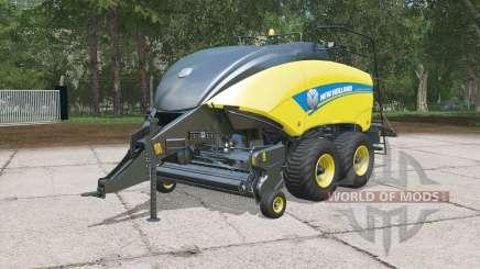 New Holland BigBaler 1290 & Roll-Belt 150 para Farming Simulator 2015