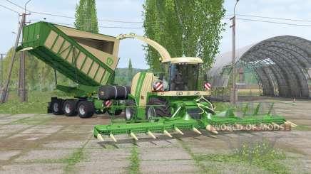 Corona BiG Ꭓ 1100 para Farming Simulator 2015
