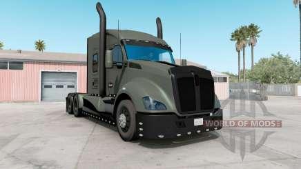 Kenworth T680 El Generaɫ para American Truck Simulator