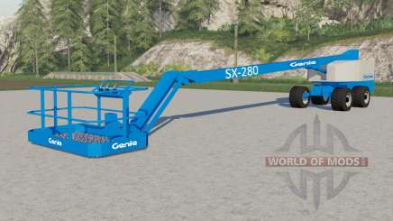 Genie SX-280 para Farming Simulator 2017