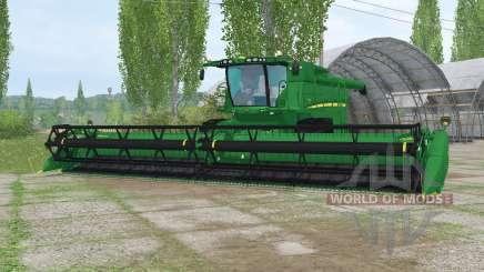 John Deere S6৪0 para Farming Simulator 2015