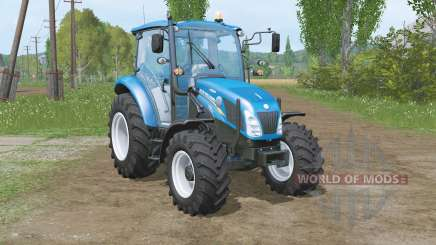 New Holland TꜬ.65 para Farming Simulator 2015