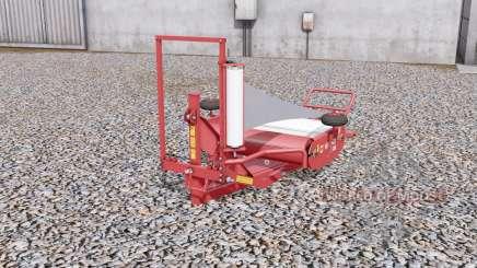 Metal-Fach Z560 para Farming Simulator 2017
