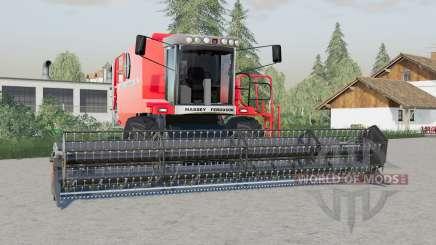 Massey Ferguson 32 Advanced para Farming Simulator 2017