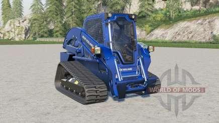 New Holland C232 custom para Farming Simulator 2017