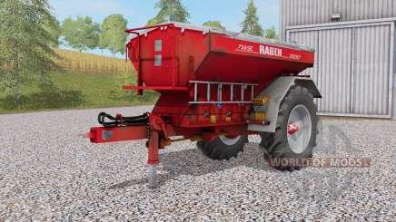 Rauch TWꞨ 7000 para Farming Simulator 2017