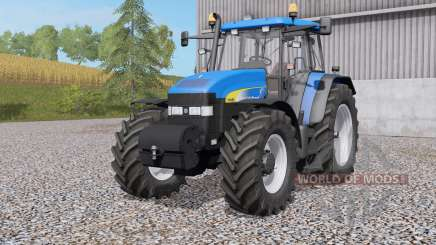 New Holland TM175 & TⱮ190 para Farming Simulator 2017