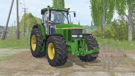 John Deeꞧe 7810 para Farming Simulator 2015