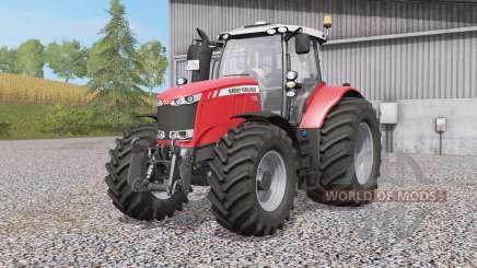 Massey Ferguson 7719〡772Զ〡7726 para Farming Simulator 2017