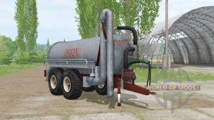 Bossini B2 140 para Farming Simulator 2015