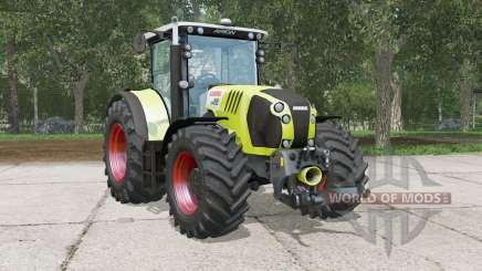 Claas Arioɳ 650 para Farming Simulator 2015