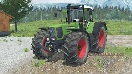 Fendt Favorit 824 Turboshifᵵ para Farming Simulator 2013