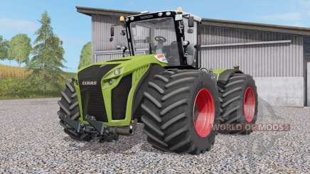 Claas Xerion 4000〡4500〡5000 Traʗ VC para Farming Simulator 2017