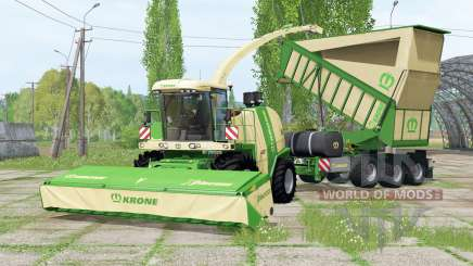 Krone BiG Ӽ 1100 para Farming Simulator 2015