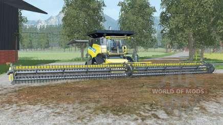 New Holland CR10.୨0 para Farming Simulator 2015