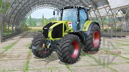 Claas Axioƞ 950 para Farming Simulator 2015