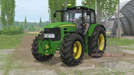 John Deere 7430 Premiuᶆ para Farming Simulator 2015