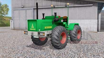 Deutz D 16006 Ⱥ para Farming Simulator 2017