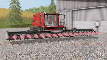 Caso IH 71ӡ0 de flujo axial para Farming Simulator 2017