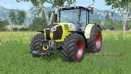 Claas Arioᶇ 650 para Farming Simulator 2015
