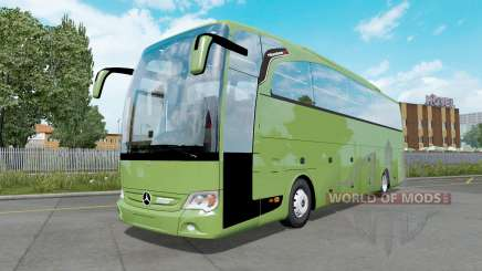 Mercedes-Benz Travego (O580) Special Edition para Euro Truck Simulator 2