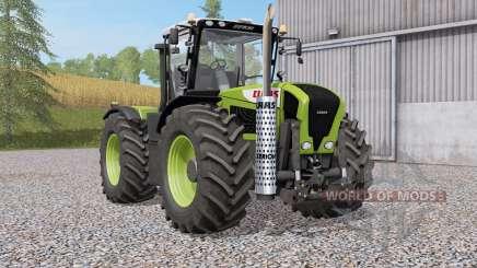 Claas Xerion 3000 Trac VC para Farming Simulator 2017