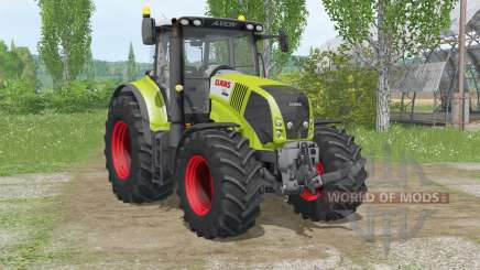 Claas Axioꞥ 850 para Farming Simulator 2015