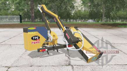 Ferri TPE 600 Evo para Farming Simulator 2015