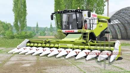 Claas Lexion 780 TerraTraƈ para Farming Simulator 2015