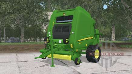 John Deere 864 Premiuɱ para Farming Simulator 2015