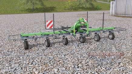 Deutz-Fahr CondiMaster 7621 para Farming Simulator 2017
