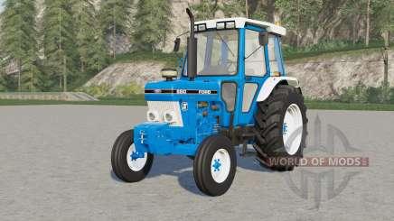 Ford 6৪10 para Farming Simulator 2017