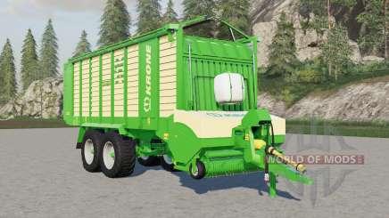 Corona ZX 450 GƊ para Farming Simulator 2017