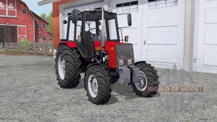 MTH-820 Belaruꞔ para Farming Simulator 2017
