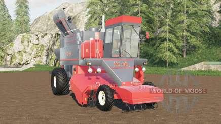 COP 6B para Farming Simulator 2017