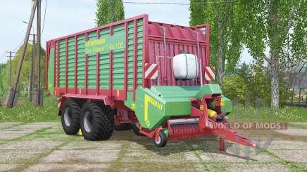 Strautmann Tera-Vitesse CFS 4601 DꝌ para Farming Simulator 2015