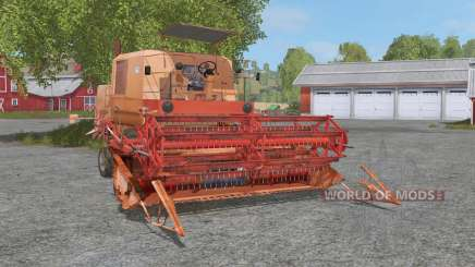 Bizon Supes Z056 para Farming Simulator 2017
