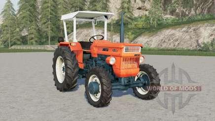 Fiat 400 y 500 serieᵴ para Farming Simulator 2017