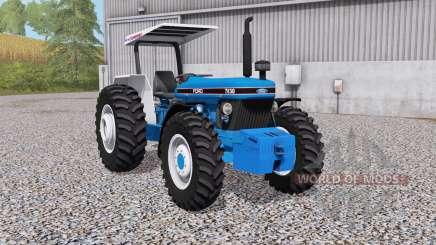 Ford 78ろ0 para Farming Simulator 2017