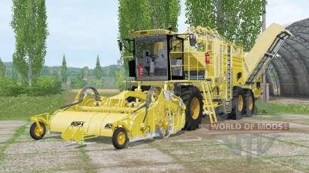 Ropa euro-Tiger V8-ვ para Farming Simulator 2015