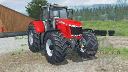 Massey Ferguson 7622 Dyna-6 para Farming Simulator 2013