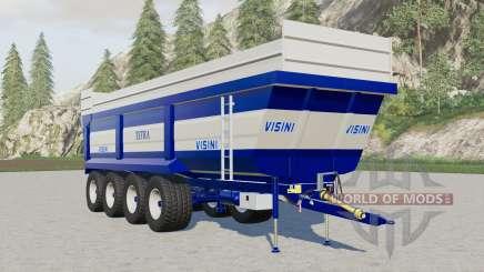 Visini Tetra XL D4-9ⴝ0 para Farming Simulator 2017