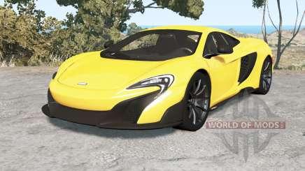 McLaren 675LT 2015 v1.1 para BeamNG Drive