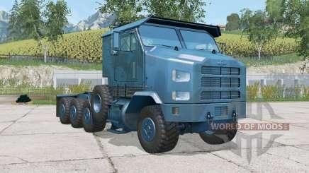 Oshkosh HET (M1070) 8x8 para Farming Simulator 2015