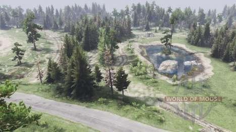 Dos lagos para Spin Tires