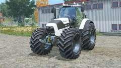 Deutz-Fahr 7250 TTV Agrotron white edition para Farming Simulator 2015