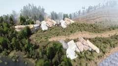 Forest Trail para MudRunner